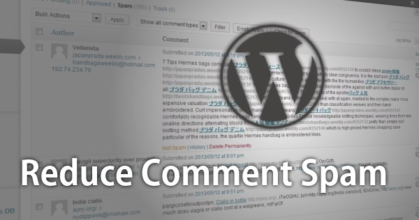 Anti-spam para WordPress